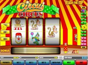 circus circus spiel