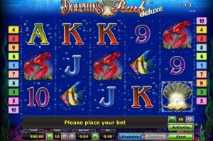 dolphins pearl deluxe online